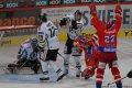 První ze dvou gólů večera v podáni Tibora Melichárka - 4.Melichárek(Hudec)