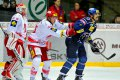 22.kolo:HC Oceláři Třinec - Rytíři Kladno (2:3)