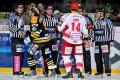 46.kolo: HC Oceláři Třinec - HC Verva Litvínov (6:2)