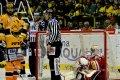 F3: HC Verva Litvínov - HC Oceláři Třinec (0:1)
