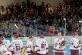 Sparťané děkují fanouškům za podporu ve středočeském derby