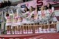 Prague Stars Cheerleaders.