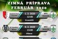 februárové zápasy