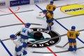 Oficiální figurky Stiga hokeje v repríze loňského finále MS - Švédsko vs. Finsko