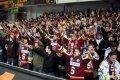 Fanoušci hnali sparťanské hokejisty k vítězství celých 60 minut