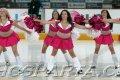 Chilli cheerleaders vystoupily o přestávce na ledě TESLA Areny