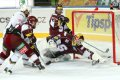 Marek Schwarz nedosáhl na Plekancovu střelu