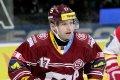 Jaroslav Hlinka se v derby vrátil zpět do sestavy po zranění.