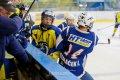 ELIOD Extraliga dorostu - Čtvrtfinále play off - 1. zápas: HC ZUBR Přerov - HC Kometa Brno