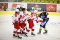 CHANCE LIGA - Čtvrtfinále play-off, 1. zápas: HC ZUBR Přerov - HC RT TORAX Poruba