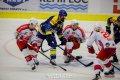 CHANCE LIGA - Čtvrtfinále play-off, 2. zápas: HC ZUBR Přerov - HC RT TORAX Poruba
