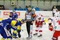 CHANCE LIGA - 10. kolo: HC ZUBR Přerov - HC Slavia Praha