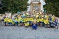 Pochod Zubrů městem Přerovem