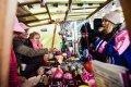 Růžová jízda - SRDCE ZUBRA při zápase s Karlovými Vary bilo pro ženy