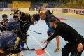 Tréninky mládežnických týmů HC ZUBR Přerov obrazem