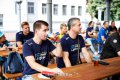 A-tým HC ZUBR Přerov na Fesťáku v pivcu