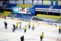 A-tým Zubrů zahájil přípravu na ledě