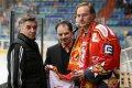 Další legendou hradeckého hokeje byl Pavel Suchý