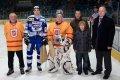Nejlepší hráči utkání, Kamil Brabenec a Filip Luňák