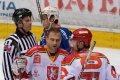 Jaroslav Roubík dává svou první branku v sezóně