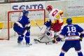 Patrik Moskal se po zápase vyšvihnul na druhé místo kanadského bodování ligy
