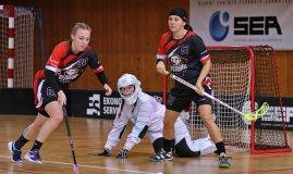 Ženy vyšly ze dvou zápasů bez ztráty kytičky a slaví 6 bodů