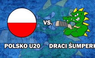 První zápas je tady, Draci se utkají s polskou reprezentací do dvaceti let