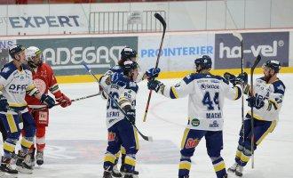 Draci v číslech, jak se šumperským hokejistům daří podle statistiky?