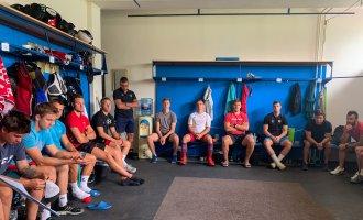 Šumperští hokejisté hlásí návrat do tréninkového drilu se třemi novými tvářemi!