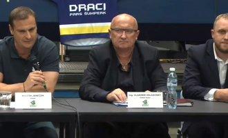 Tisková konference klubu před začátkem sezóny 2019/20