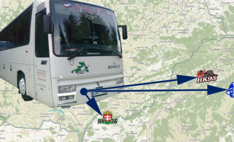 Draci vyrazili na třídenní trip po soupeřích ze Slovenska