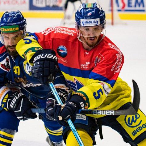 Další silný tým prověří přerovské hokejisty, na jihu Čech vyzvou Motor