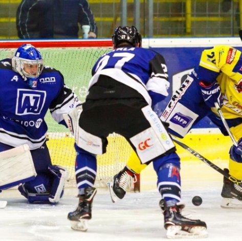 Na hokej poprvé ve středu, v osmém kole se Zubrům poprvé postaví do cesty Havířov