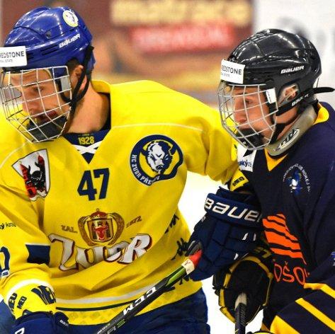 V Šumperku další čisté konto! Juniorka ovládla úvodní zápas s Draky pěti góly