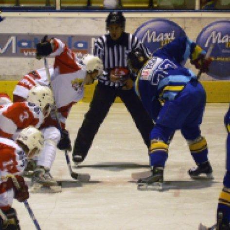 Středeční hokejové menu: Zubři budou hostit Opavu