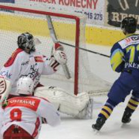 Přerov vrátil Porubě porážku, doma soupeře zdolal 3:2