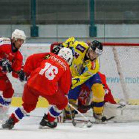 Ve středu položí Zubři své hokejky zase na led v Porubě