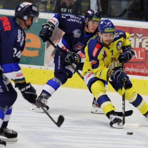 Zubři doma pokořili nepříjemné Benátky, rozhodl jediný gól z hokejky Süsse