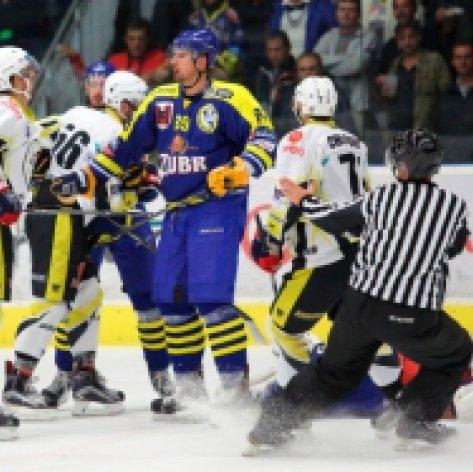Kadaň jede z Přerova znovu poražena, tým Zubrů rozhodl zápas skvělými přesilovkami