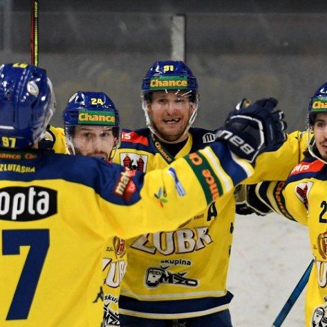 Přerovští zvrátili zápas na ledě Litoměřic, čtyřgólový obrat dokončili v prodloužení