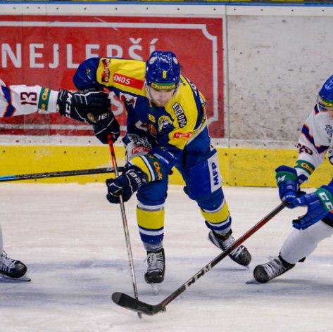 Zubry čeká trojice duelů na ledech soupeřů, v sobotu zabojují o body v Litoměřicích