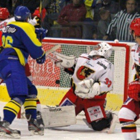 První derby v přípravě jasně ovládli Zubři, do brány Prostějova nasázeli šest gólů!