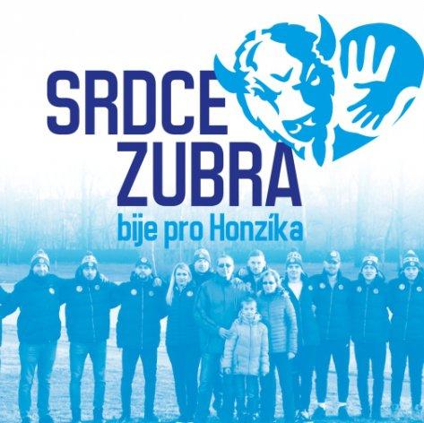 SRDCE ZUBRA bije pro Honzíka! Pomozme společně chlapci, jenž přišel o hokejový sen