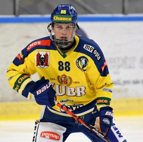 Nejvýše draftovaný Přerovan do NHL. Na Svozila ve třetím kole ukázal Columbus