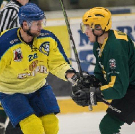 Bitva o titul je zpátky v Přerově, vybojuje si tým Zubrů na domácím ledě mečbol?