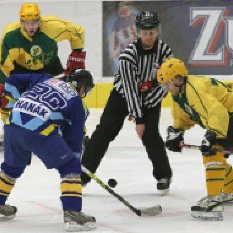 Zítra poprvé na hokej! Tým Zubrů doma prověří Vsetín