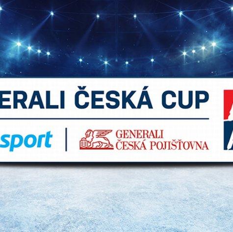 V přípravě s extraligovými týmy! Přerov bude účastníkem poháru Generali Česká Cup