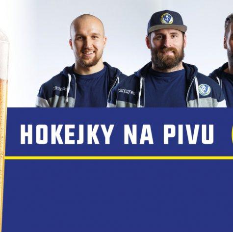 Hokejky na pivu! Zubři vyrazí na přátelská posezení do hospod a pivnic na Přerovsku