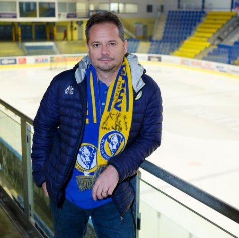 Chceme, aby fanoušci znovu začali chodit ve větším počtu, říká jednatel Tomáš Pluháček