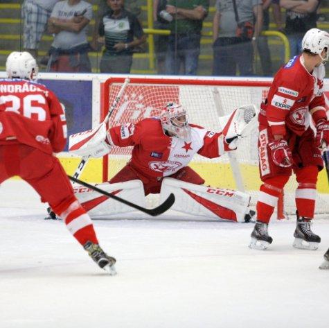 Přerované slaví první výhru na ZUBR Cupu, ve třetí části otočili duel se Slavií